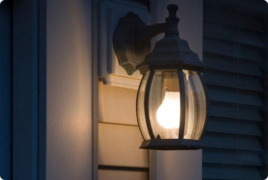 Outside Lighting And Sockets Garden Lighting Led